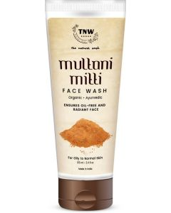TNW - The Natural Wash MULTANI MITTI FACE WASH Face Wash  (100 ml)