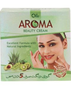 Olla Aroma Beauty Cream 100% Original (Imported)  (30 g)