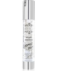 Swiss Beauty Pearl Primer Pores Zero Face Primer Gel 30 ml Primer - 30 ml  (Transparent)