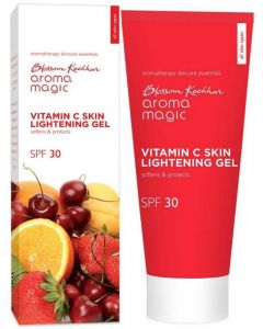 Aroma Magic Vitamin C Skin Lightening Gel 100 gm  (5 ml)