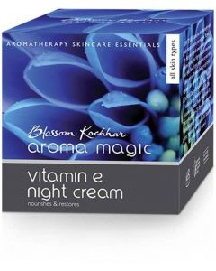 Aroma Magic Vitamin E Night Cream Nourish & Restores  (50 g)