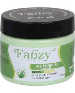 FABZY LONDON ALL PURPOSE CREAM 500 ML  (500 ml)