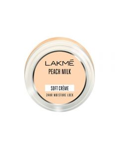 Lakme Soft Creme, Peach Milk, 250 g