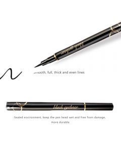 atongm.lucy Eyeliner 24H Long Lasting Sweat, Waterproof Eyeliner pen dark for women, girls (1 pack black)
