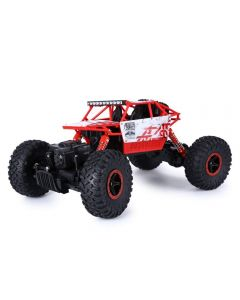 Rock Crawler 1:18 Scale 4Wd 2.4 Ghz 4X4 Rally Racing Car Remote Control Mini Rocking Car (Multicolor)