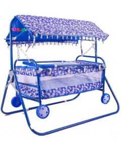 Cradle , swing , bassinet with mosquito net for born babies