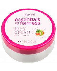 Oriflame Sweden Essentials Fairness Multi-Benefit Face Cream  (75 ml)
