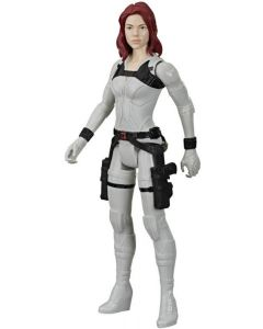 Marvel Avengers Black Widow Titan Hero Series Black Widow Action Figure,