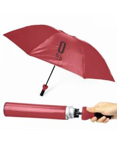 Stylish Umbrella 3 Folding Plastic Wine Bottle Deco Umbrella
