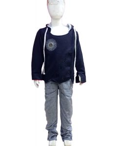 Boys New fashion collection T-shirt with cap n heavy material jeans newyork printed