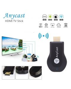 Hdmi Wireless Media Stream Dongle for Android Mini PC and TV (Black) Media Streaming Device  (Black)