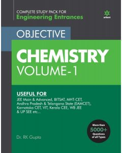 Objective Chemistry Vol 1 For Engineering Entrances 2020 (Old Edition) Paperback