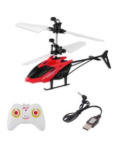 Exceed Induction Type 2-in-1 Flying Indoor Helicopter with Remote