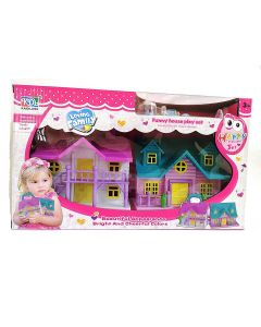 Big Size Funny House Play Set Doll House Toy for Girls