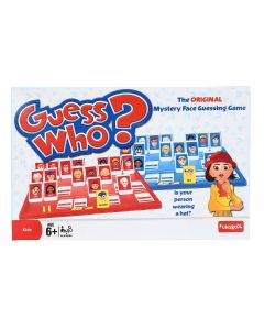 Hasbro Gaming Guess Who? Game Original Guessing Game for Kids Ages 6 and Up For 2 Players Strategy & War Games Board Game