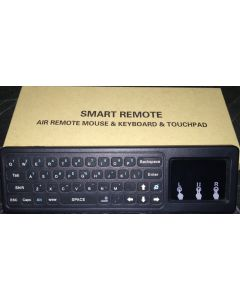 Remote with Keyboard and Mouse for Smart TV Computer and Laptop