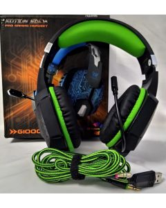 5D Surround Gaming Headphone with Mic