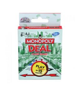 Monopoly Deal Card Game For Families and Kid