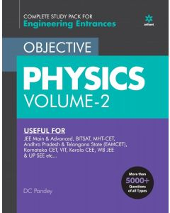 Objective Physics Vol-2 for Engineering Entrances  (English, Paperback, Arihant Experts)