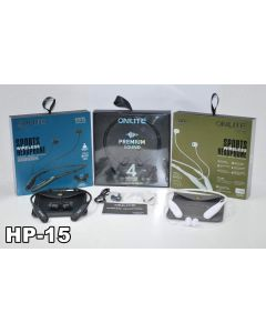 ONLITE Bluetooth Headset HP-15