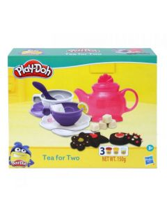 Play-Doh Tea for Two