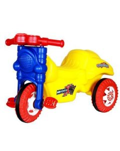 Baby Tricycle - Red Yellow And Blue