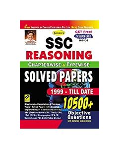 SSC REASONING SOLVED PAPERS