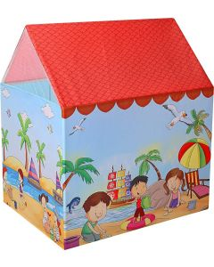 Pet animals print  tent house for kids