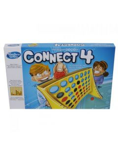 THE CLASSIC GAME OF CONNECT 4, CONNECT 4 GRID,GET 4 IN A ROW STRATEGY GAME FOR 2 PLAYERS AGES 6 & UP