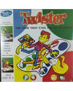 Twister Party Game for Family & Kids Ages 4 and Up