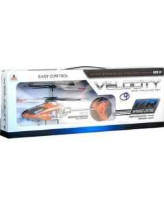 Velocity Mini indoor & outdoor Remote Control Flying Helicopter with Led Lights