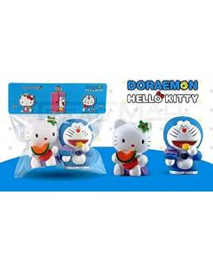 Doreamon and Hello Kitty Bathing Set Toys for small kids