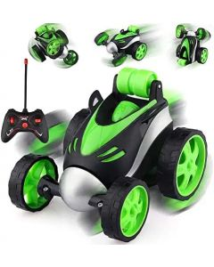 Remote Control Car,360 Degree Rotation Racing Car,Rc Cars Flip and Roll, Stunt Car Toy for Kids
