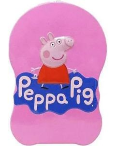 Pegga Pig Money Piggy Bank with Lock and Key for kids