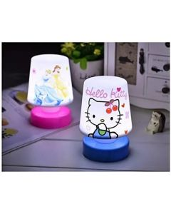 Birthday Gift for Kids/Boys/Girls Cartoon Printed LED Night Lamps Perfect for Your Room